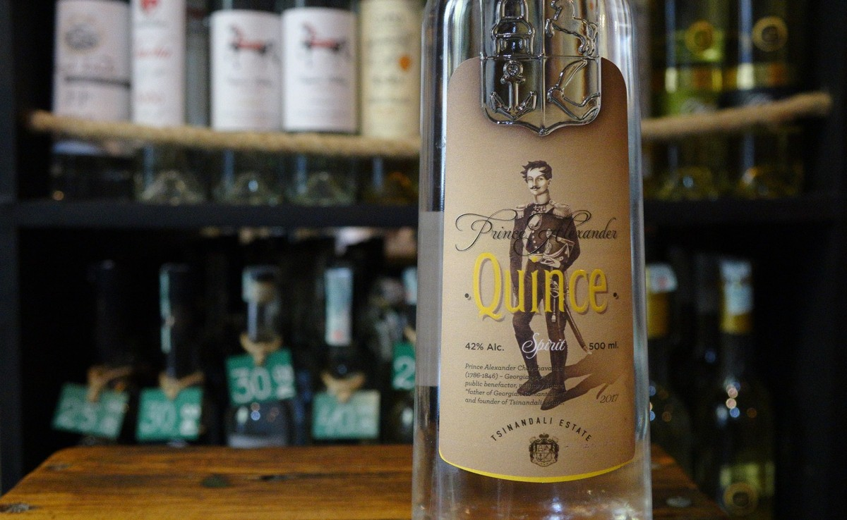 drink Quince in Georgia - by Sterling Property Advisors