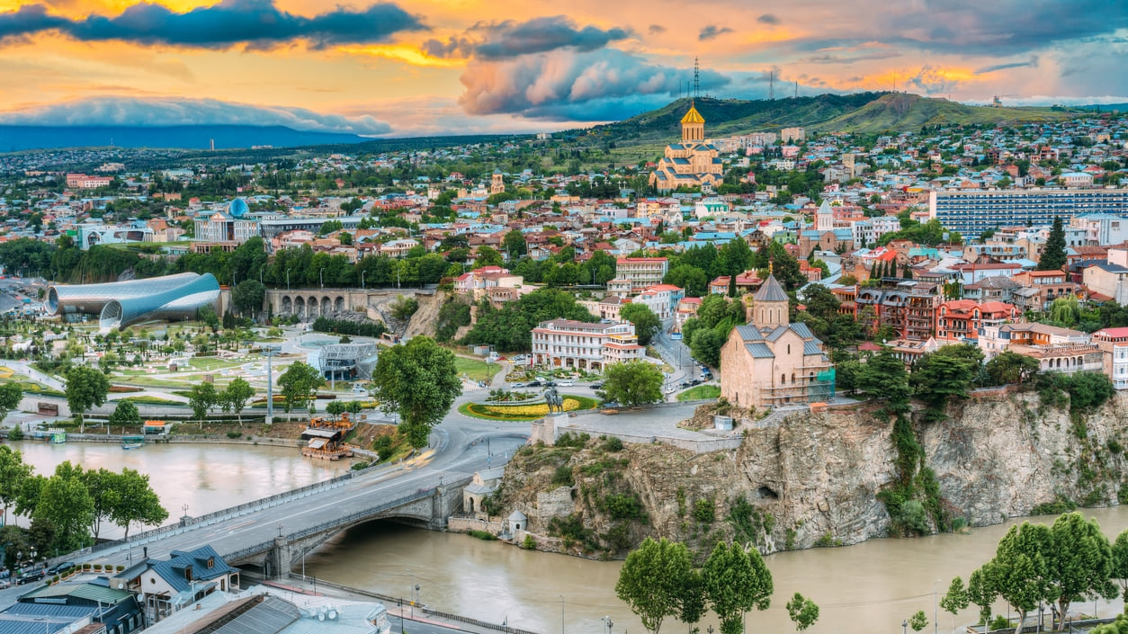why invest in tbilisi